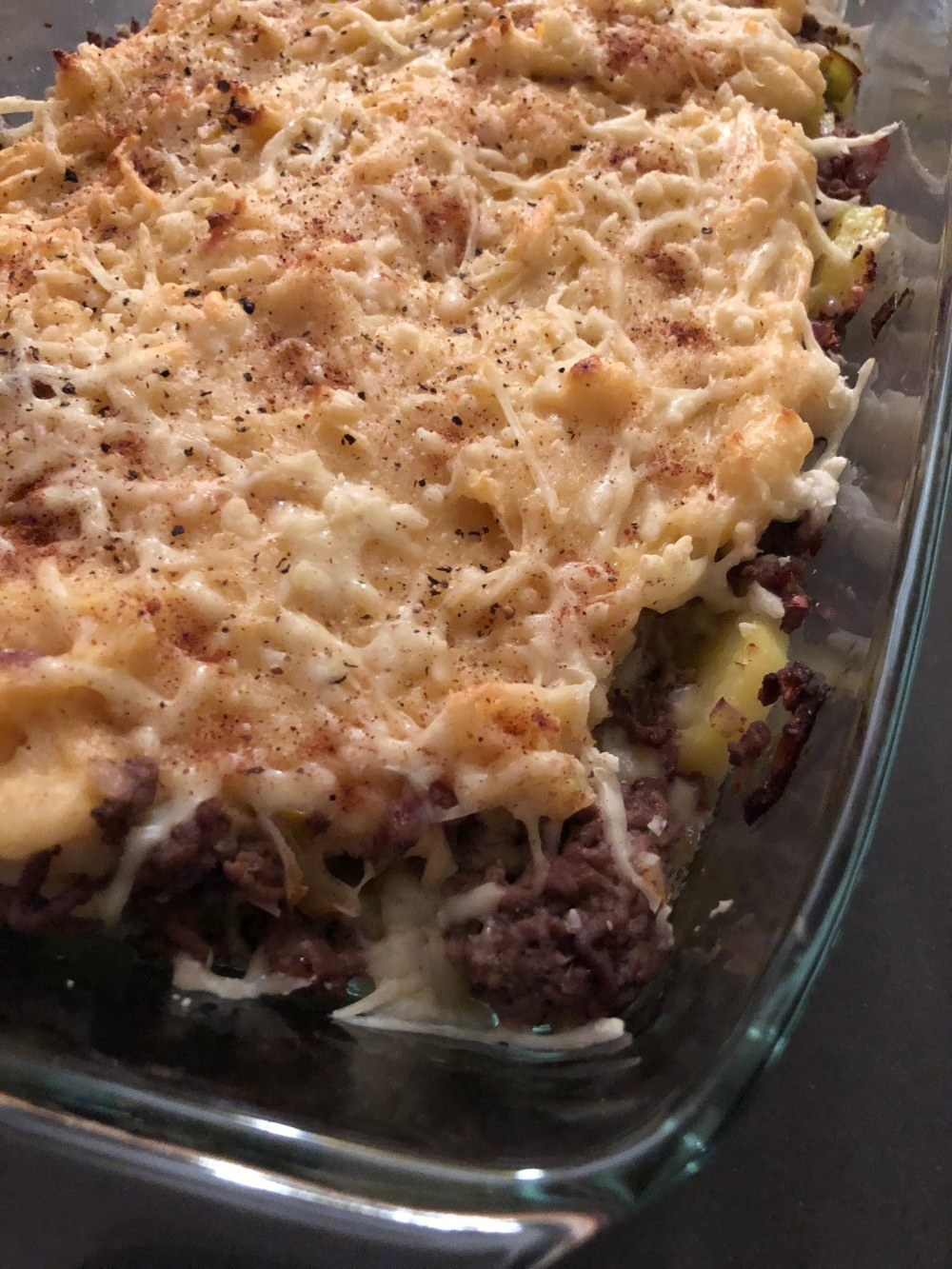 casserole with chicory and leek